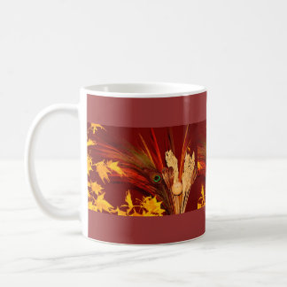 Fall Arrangement Coffee Mug
