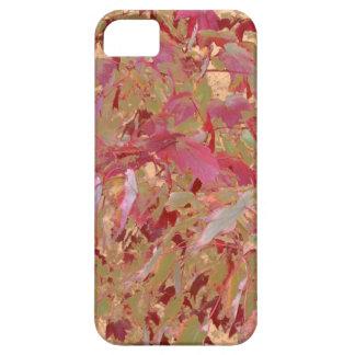 Fall Arrives Red Tom Wurl  .jpg iPhone SE/5/5s Case