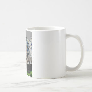 Fall at Cobb Hall Coffee Mug