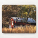 Fall Barn in Central Maryland Mouse Pad