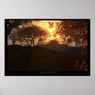 Fall Beauty Print