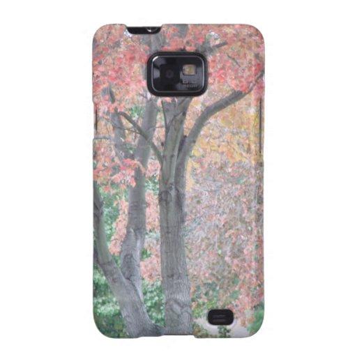 Fall Beauty Samsung Galaxy SII Cases