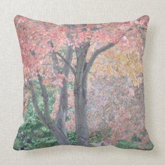Fall Beauty Throw Pillows