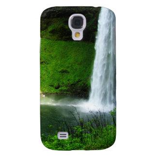 Fall Bottom Samsung Galaxy S4 Cover