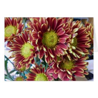 Fall Bouquet Card