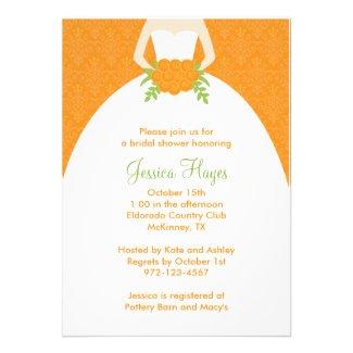 Fall Bridal Shower Invitations Personalized Invites
