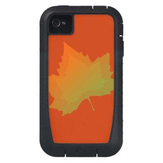 Fall Canadian Maple Leaf Autumn Season iPhone4 Case