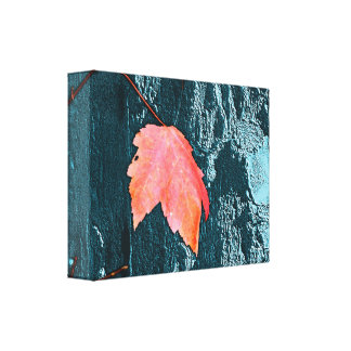 Fall Gallery Wrapped Canvas