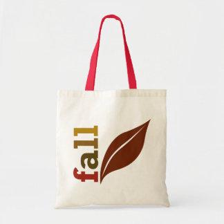 Fall Canvas Bag