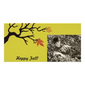 Fall Celebration Photo Card