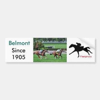 Fall Championship Season at Belmont Park Bumper Sticker