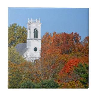 Fall Church Trivet Tile