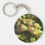 fall clothes keychain