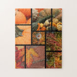 """Fall Collage Jigsaw Puzzle<br><div class=""""desc"""">various fall pictures &#169; and &#174; Bigstock&#174; - All Rights Reserved.</div>"""