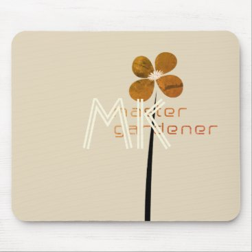 Beach Themed Fall Collection Master Gardener  Flower Mousepad