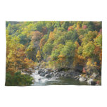 Fall Color at Ohiopyle State Park Hand Towel
