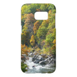 Fall Color at Ohiopyle State Park Samsung Galaxy S7 Case