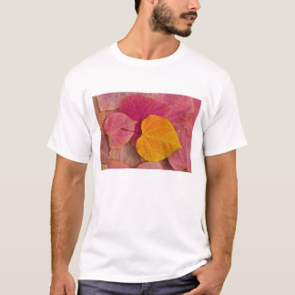 Fall color on Forest Pansy Redbud fallen T-Shirt