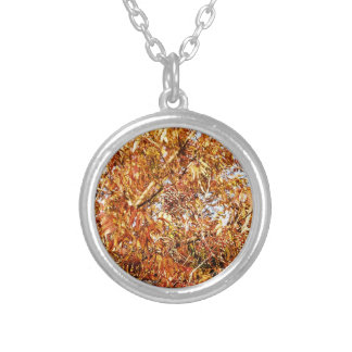 Fall Color Profusion Personalized Necklace