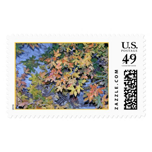 Fall Colors 1 Postage Stamps