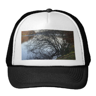 Fall Colors And Reflections Trucker Hat