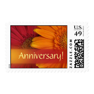 Fall Colors Anniversary Postage