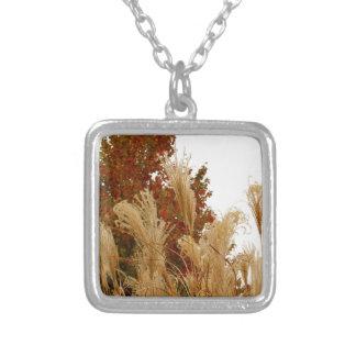 Fall Colors Autumn Season Nature Photography Custom Necklace