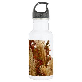 Fall Colors Autumn Season Nature Photography Water Bottle
