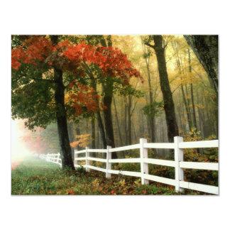 Fall Colors Bible Verse Encouragement Card