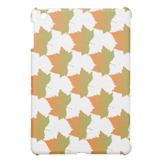 Fall Colors Canadian Maple Leaf Autumn Season iPad Mini Cover