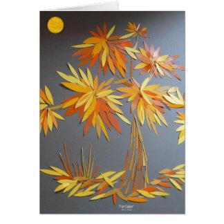 """Fall Colors"" Card"