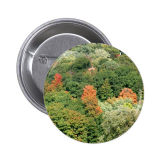 Fall Colors : HIGH PARK Toronto 2 Inch Round Button