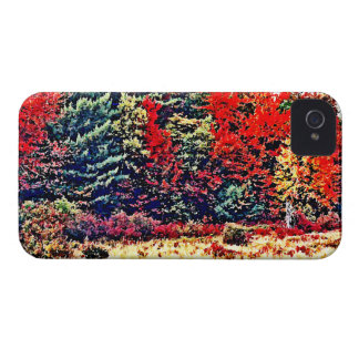 Fall Colors in New England iPhone 4 Case-Mate Case