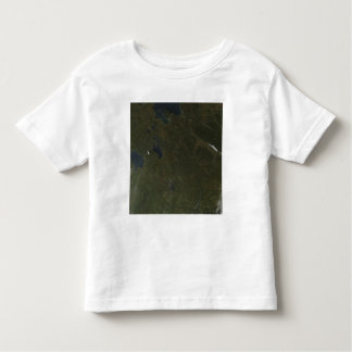 Fall colors in northwestern Russia Toddler T-shirt