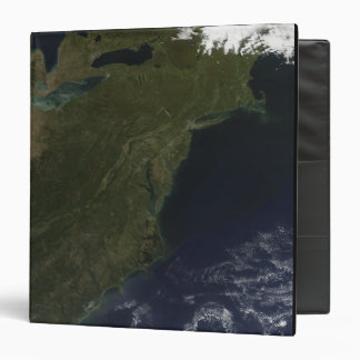 Fall colors in the northeastern United States 3 Ring Binder