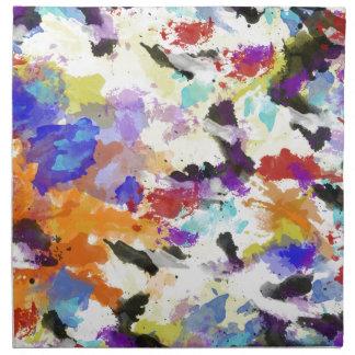 Fall Colors Napkin