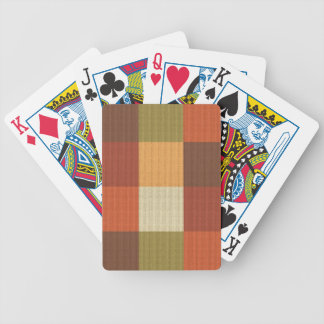 Fall Colors Bicycle Poker Deck
