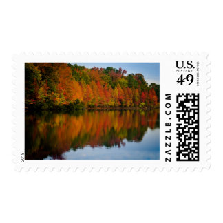 Fall Colors Postage