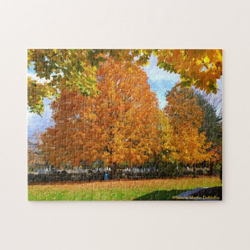 Fall Colors Puzzle