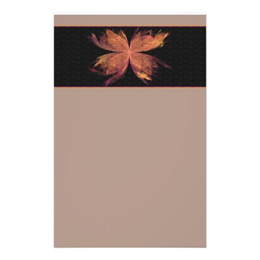 Fall Colors Stationery