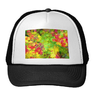 """Fall Colors"" Trucker Hat"