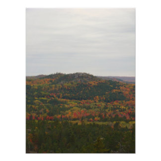 Fall Colour in the Yoop Photo Print