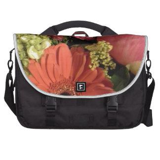 fall colours bouquet laptop commuter bag