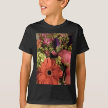 fall colours bouquet T-Shirt