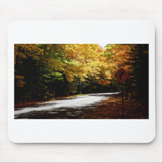 Fall Colours Tour, St Joseph Island Mouse Pad