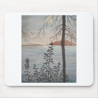 Fall Conclusion Mouse Pad