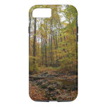 Fall Creek at Laurel Hill State Park iPhone 8/7 Case