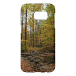 Fall Creek at Laurel Hill State Park Samsung Galaxy S7 Case