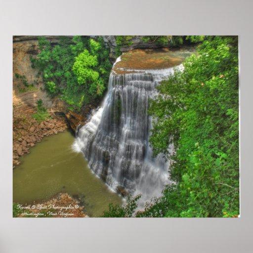 Fall Creek Falls (Tenn.) Poster