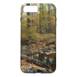 Fall Creek with Reflection at Laurel Hill Park iPhone 7 Plus Case